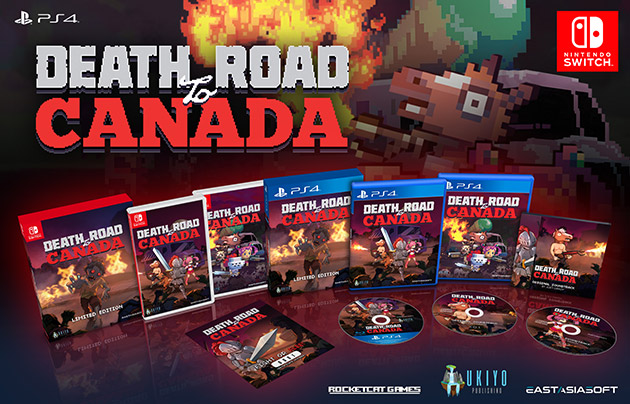 Death Road to Canada Limited Edition