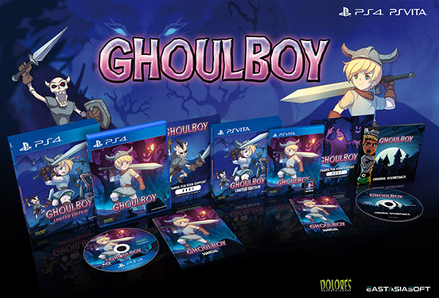 GhoulBoy Limited Edition