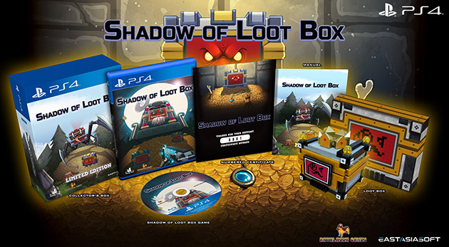 Shadow of Loot Box Limited Edition