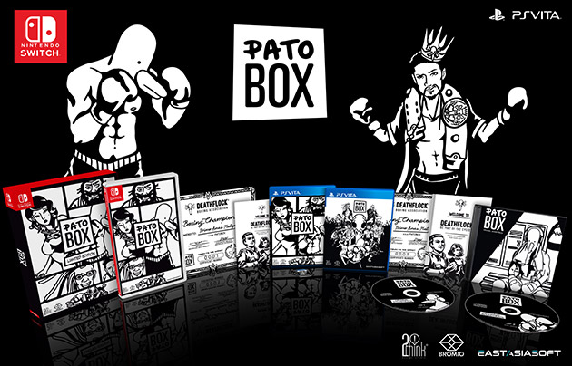 Pato Box Limited Edition