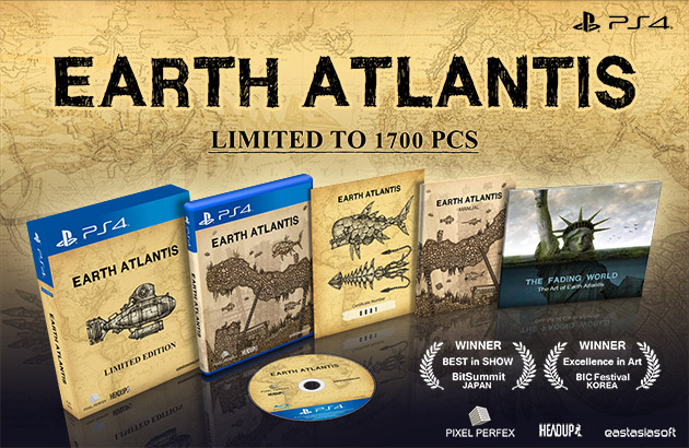 Earth Atlantis Limited Edition