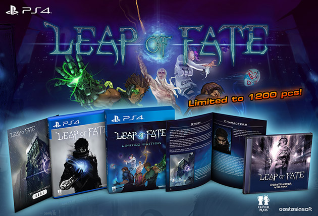 Leap of Fate Limited Edition