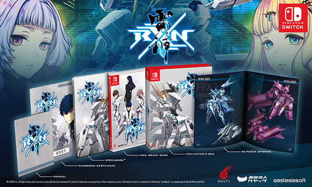 RXN -Raijin- Limited Edition