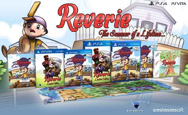 Reverie Limited Editions
