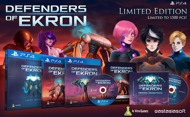 Defenders of Ekron Limited Edition