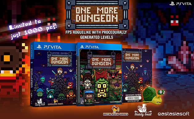 One More Dungeon Limited Edition