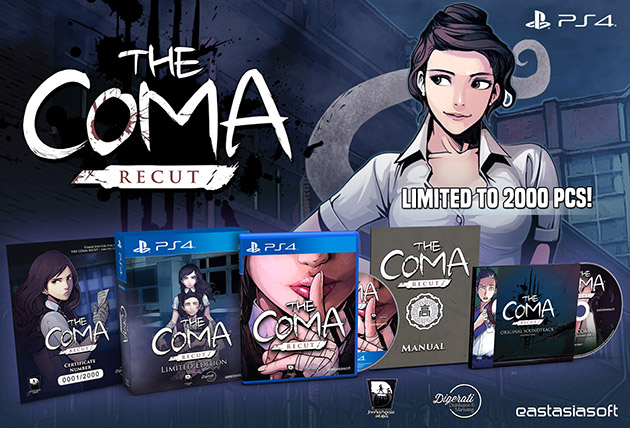 The Coma: Recut Limited Edition