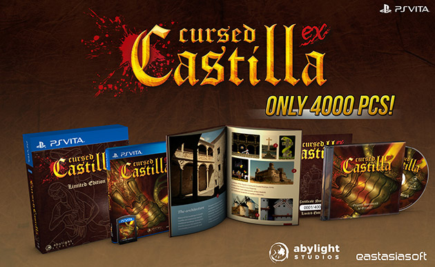 Cursed Castilla Limited Edition