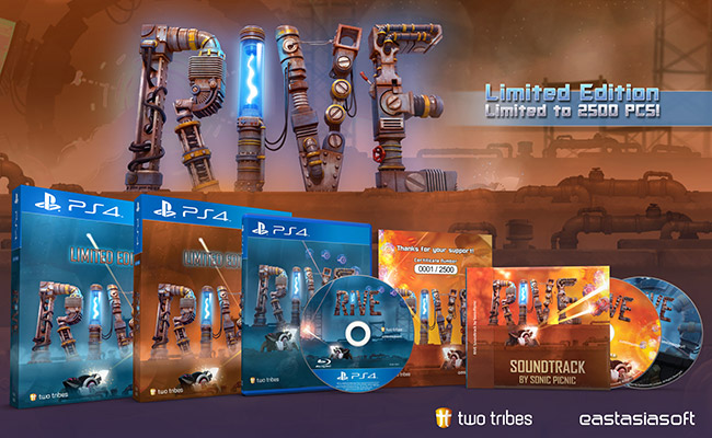 RIVE Limited Edition