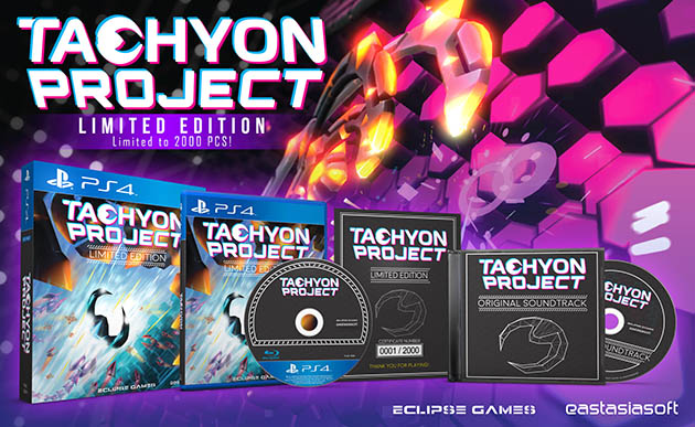 Tachyon Project Limited Edition