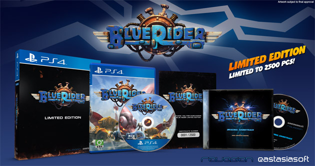 Blue Rider Limited Edition