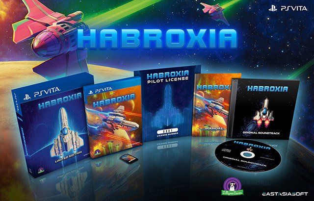 Habroxia Limited Edition