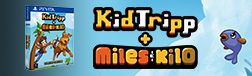 Kid Tripp + Miles & Kilo Collection