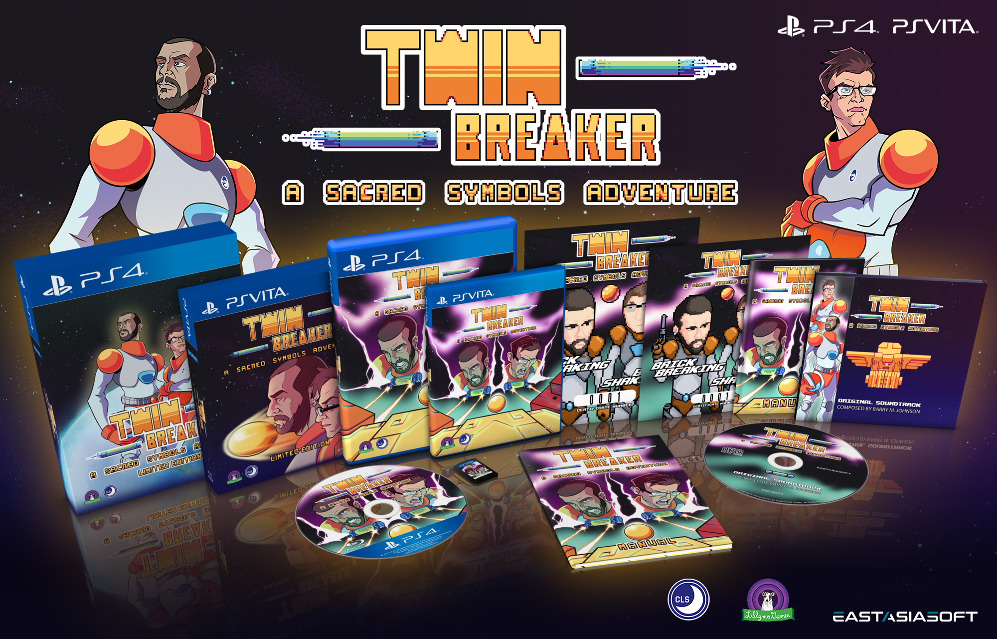 Twin Breaker Limited Edition