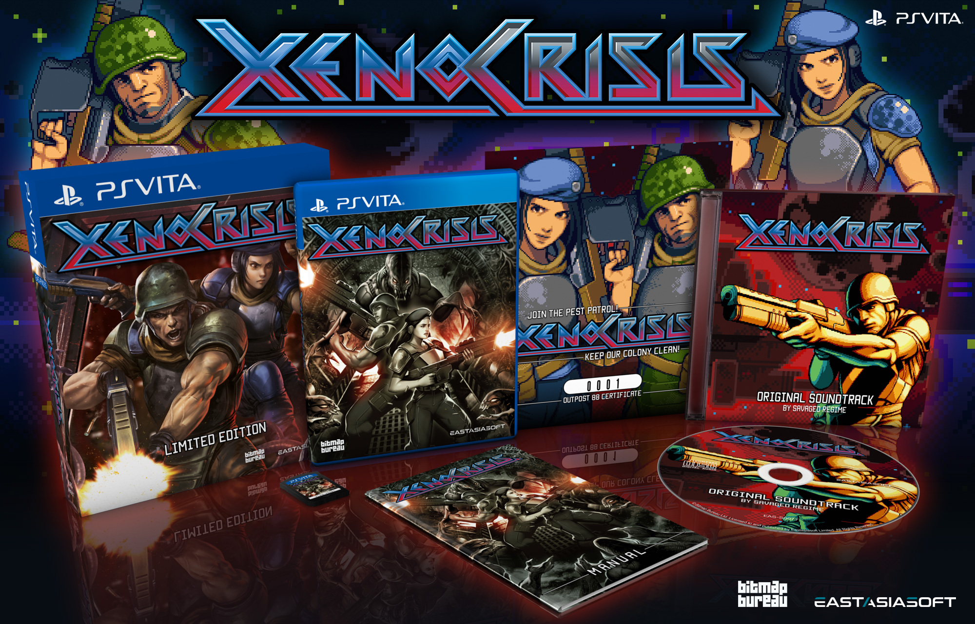 Xeno Crisis Limited Edition
