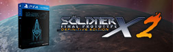Söldner-X 2: Final Prototype Definitive Edition