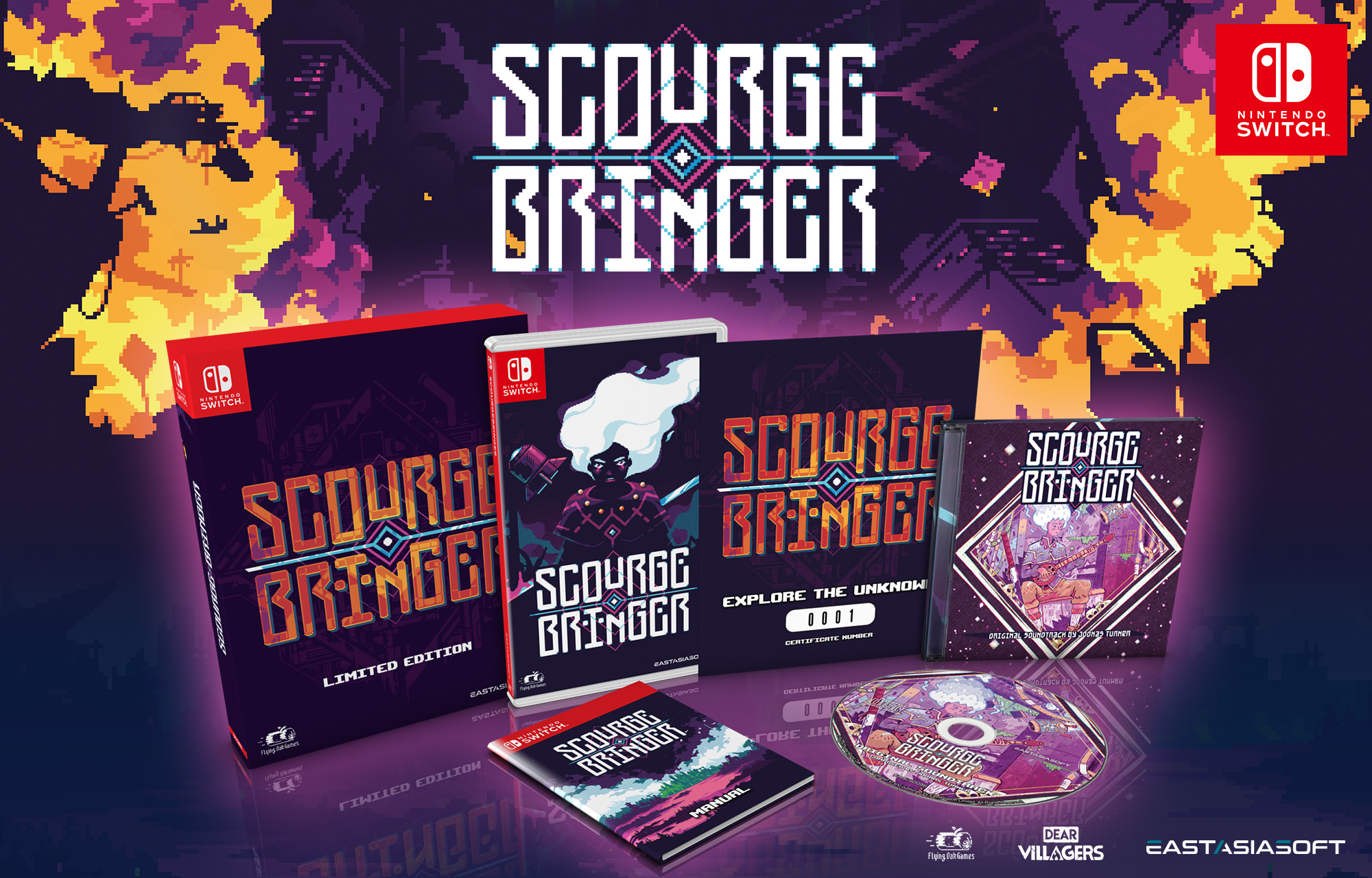 ScourgeBringer Limited Edition