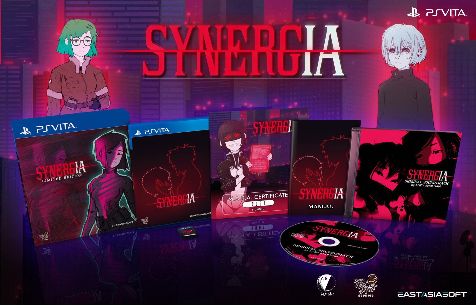 Synergia Limited Edition