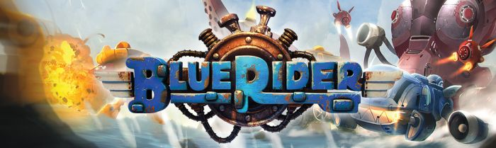 3D shoot 'em up 'Blue Rider' blasts onto Nintendo Switch on December 13th