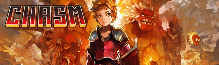 Chasm Joining our PS Vita Limited Edition Line-Up!