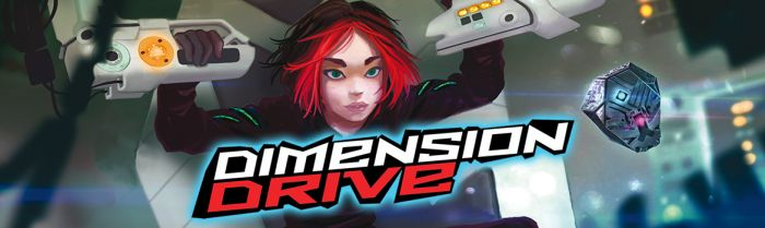 Split-Screen Shoot'em Up Dimension Drive Launching soon as PS4 Limited Edition