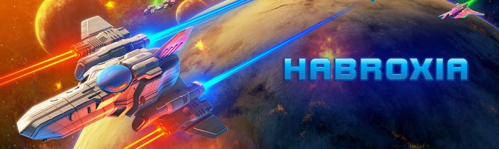 Retro space shooter 'Habroxia' blasts off this September!