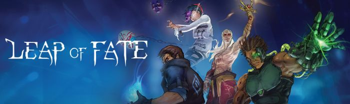 Cyberpunk Rogue-Lite 'Leap of Fate' launching in Asia on September 14th