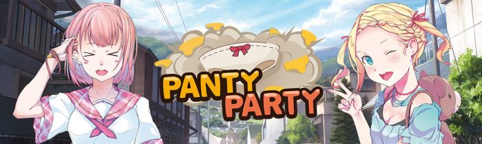 Calling All Panty Lovers! 'Panty Party' is our next physical Nintendo Switch release!