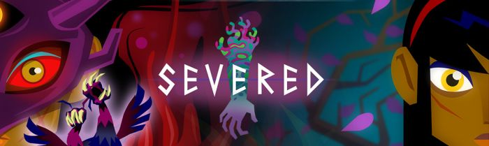 The Nightmares of Action-Fantasy 'Severed' Join eastasiasoft's Physical PS Vita Releases