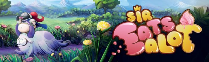 PS Vita Exclusive Platformer Sir Eatsalot Launching in Asia in April 2018