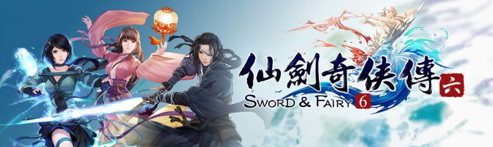 Explore a World of Chinese Mythology! Fantasy RPG Sword & Fairy 6 Coming to PS4 in April 2019